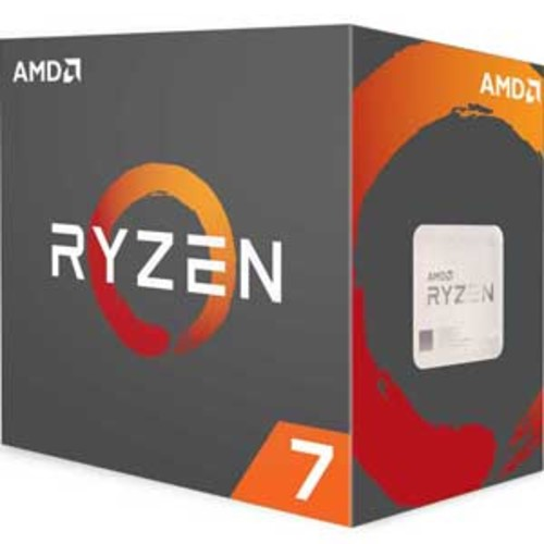 AMD Ryzen 7 1700X Processor 8 Cores / 16 Threads 20MB Cache 3.8 GHz Precision Boost AM4
