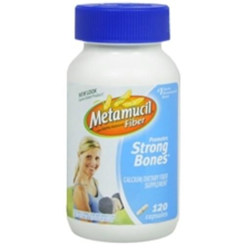 Metamucil Calcium Dietary Fiber Supplement