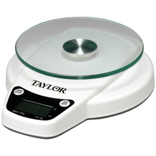 Taylor 8.8 lbs. Digital Kitchen Scale