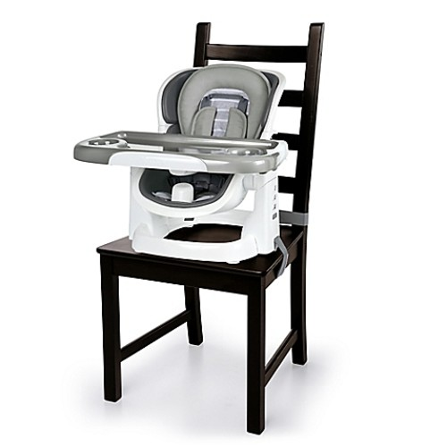 Ingenuity Boutique Collection ChairMate Chair Top High Chair in Grey