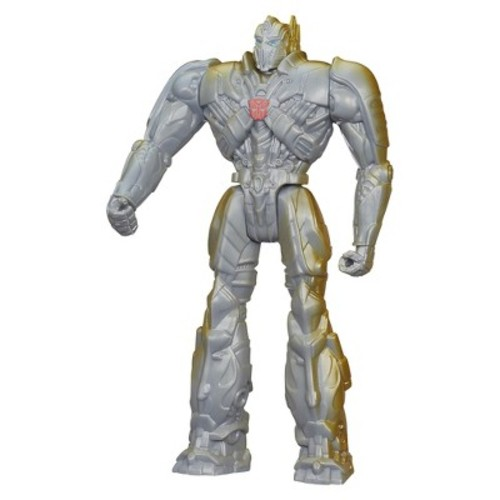 Transformers Age of Extinction Silver Knight Optimus Prime 12-Inch Figure