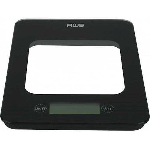 American Weigh Scales - CAMEO Digital Kitchen Scale - Black