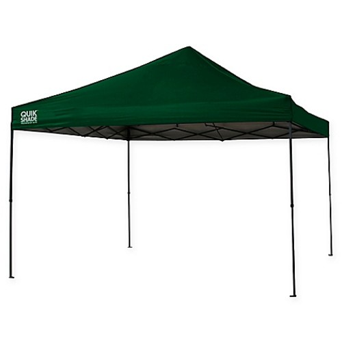 Quik Shade Weekender Elite 12-Foot x 12-Foot Instant Canopy in Green