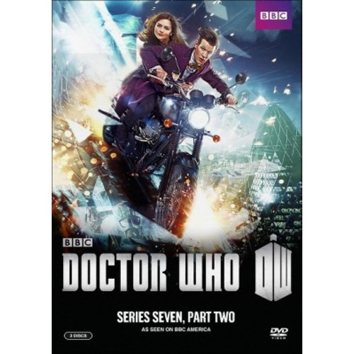 Doctor Who: Series Seven, Part Two [2 Discs]