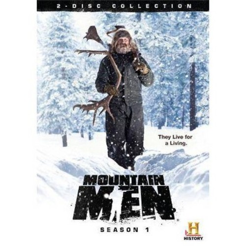 Mountain men:Season 1 (DVD)