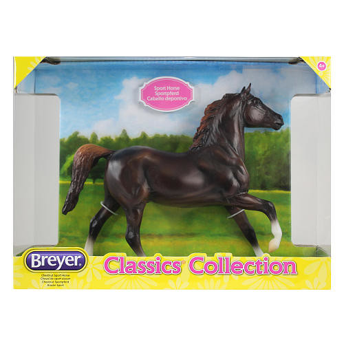 Breyer Classic Horse Figurine - Chestnut Sport Horse