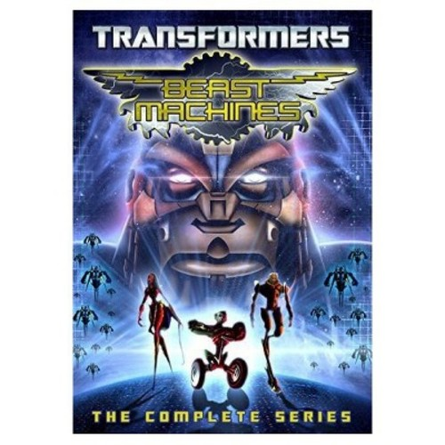 Transformers: Beast Machines - The Complete Series (Full Frame)