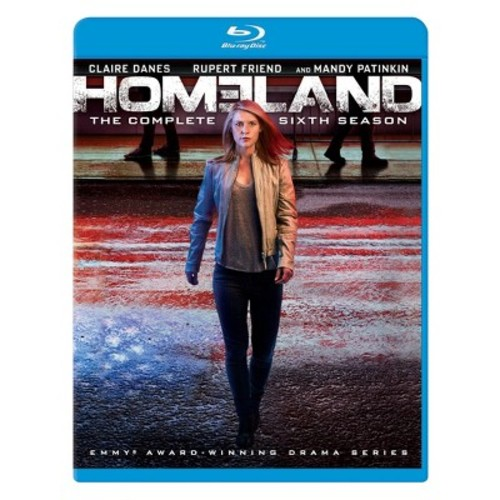 Homeland: Season 6 (Blu-ray)