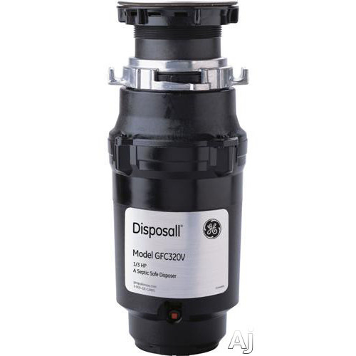 1/3 HP Continuous Feed Waste Disposer