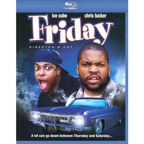 Friday [Deluxe Edition] [Director's Cut] [Blu-ray] [1995]