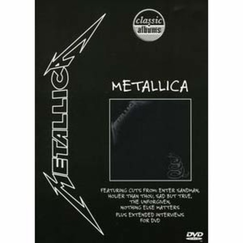 Classic Albums: Metallica - Metallica WSE 5.1/2
