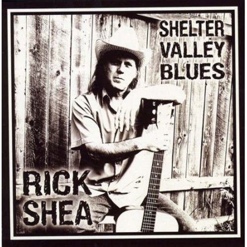 Shelter Valley Blues [CD]