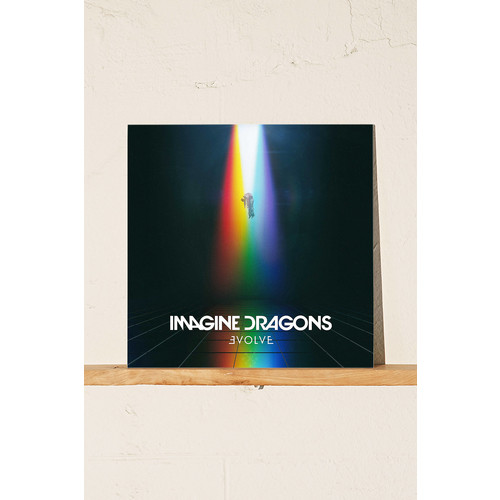 Imagine Dragons - Evolve LP [REGULAR]