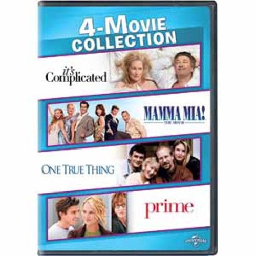 4-Movie Coll: It'S Compl Mhv61184484Dvd/Comedies
