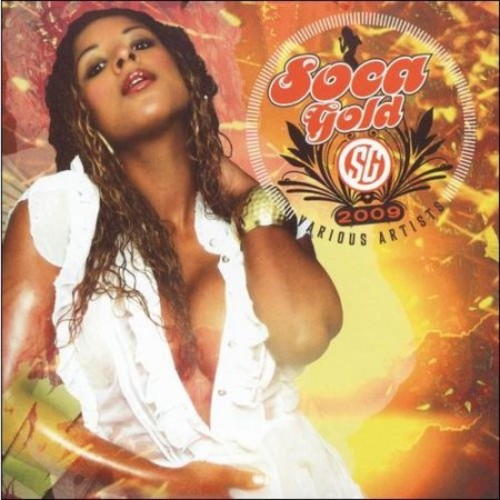 Soca Gold 2009 [CD/DVD] [CD & DVD]