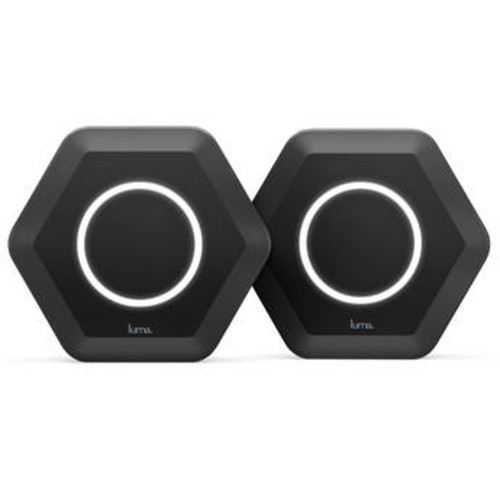 Luma Home Wi-Fi System (2-Pack, Black)