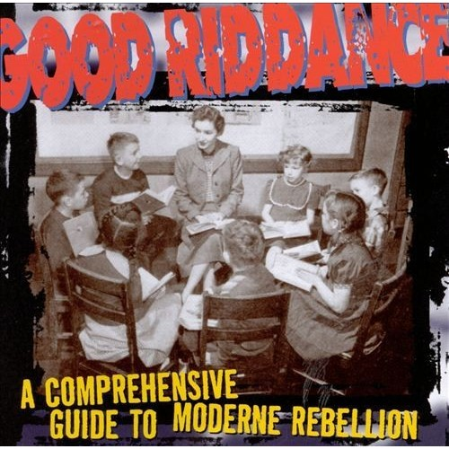 A Comprehensive Guide to Moderne Rebellion [CD]