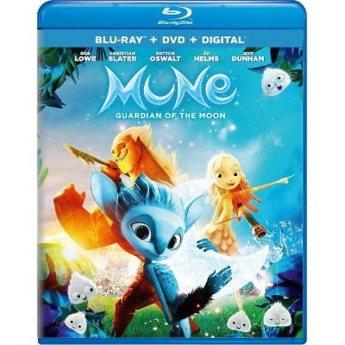 Mune: Guardian of the Moon [Blu-Ray] [DVD] [Digital]