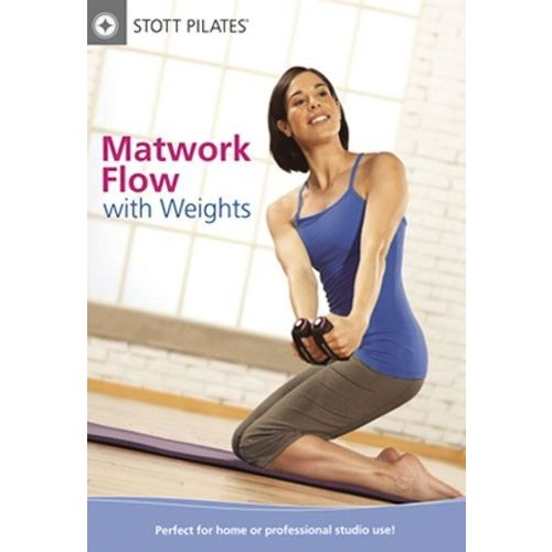 STOTT PILATES(r) Matwork Flow with Weights