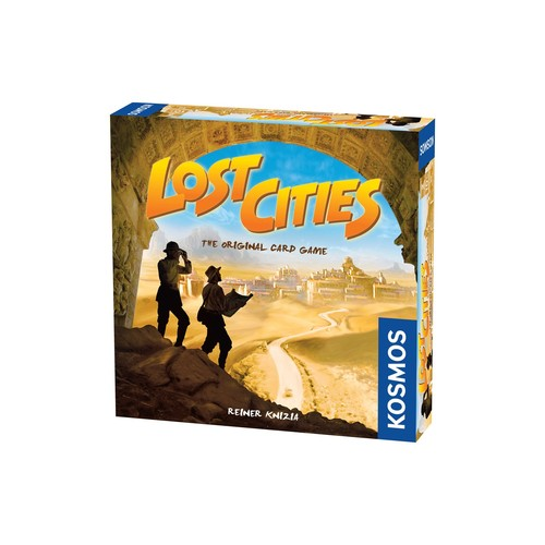 'Lost Cities' Card Game