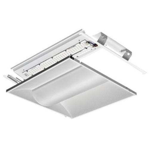 Lithonia Lighting 2 ft. x 2 ft. White LED Architectural Troffer Relight Kit
