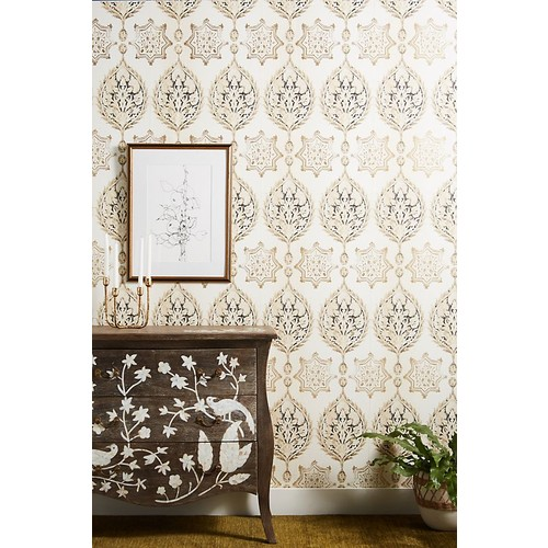 Hennaed Wallpaper