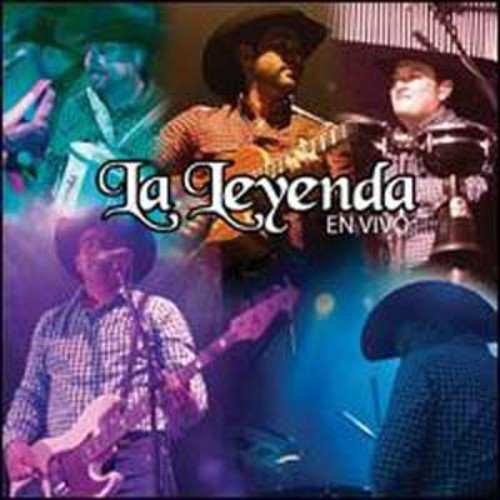 En Vivo By La Leyenda (Audio CD)