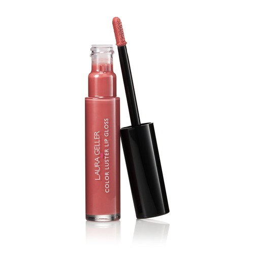 Color Luster Lip Gloss - Cookie