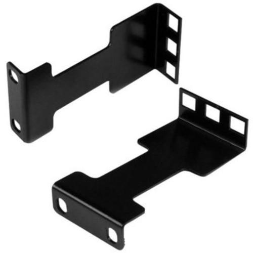 StarTech.com Mounting Adapter Kit for Server Rack, Black (RDA1U)