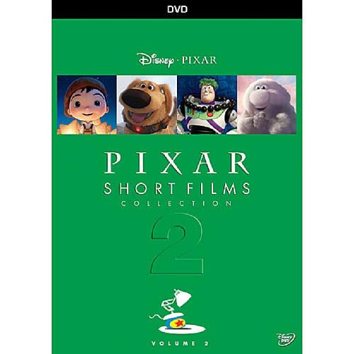 Pixar Short Films V2: 1-Disc DVD