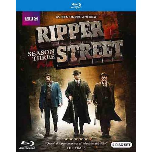 Ripper Street: Season Three (Blu-ray Disc)