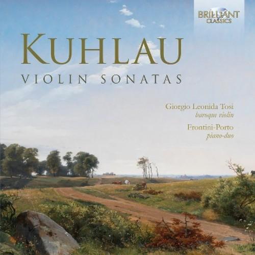 Giorgio Tosi - Kuhlau: Violin Sonatas (CD)