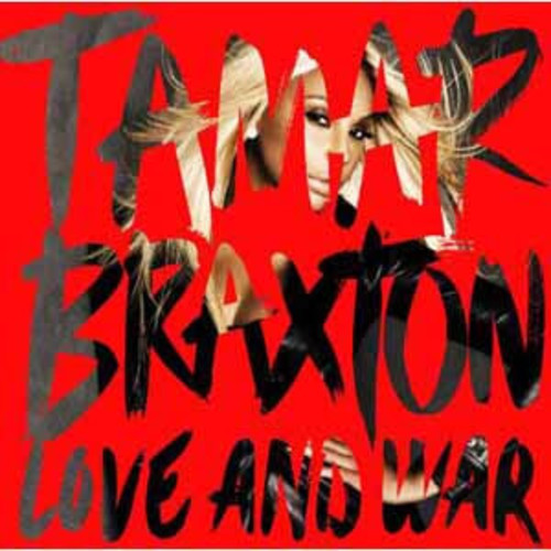 Tamar Braxton - Love And War [Audio CD]