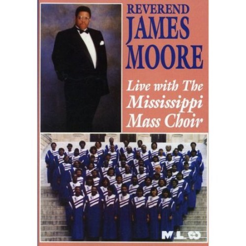Live with the Mississippi Mass Choir [DVD]