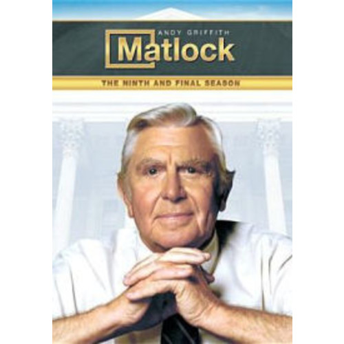 Matlock: The Ninth and Final Season (dvd_video)