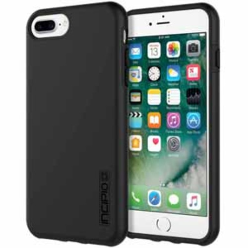 Incipio DualPro Original Dual Layer Protective Case for iPhone 7 Plus - Black