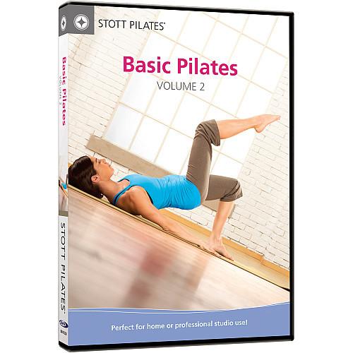 STOTT PILATES Basic Pilates DVD, Volume 2