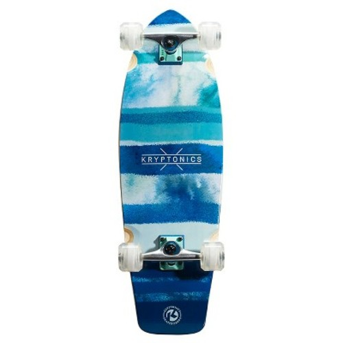 Kryptonics Super Fat Cruiser - Blue-Fish