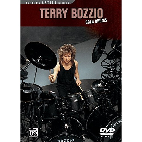 Solo Drums - Terry Bozzio (Alfred's Artist Series) DVD