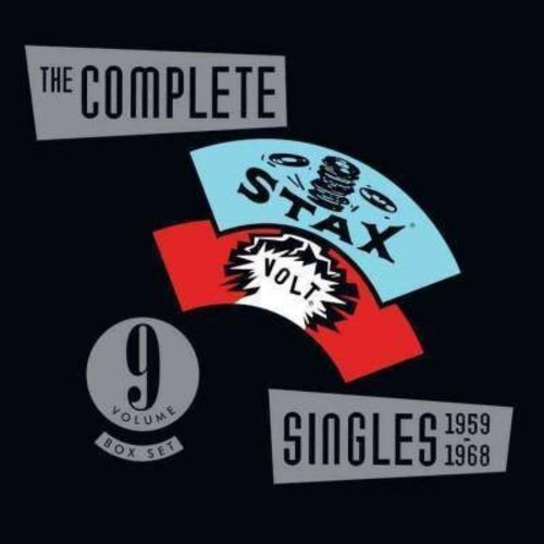 Various - The Complete Stax/Volt Singles (1959-1968)