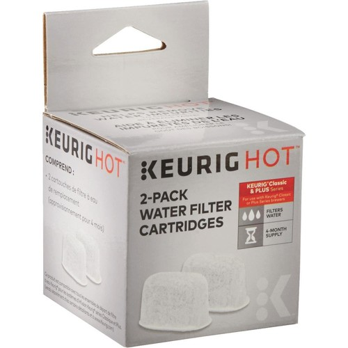 Keurig Hot 2-Pack Water Filter Cartridge - 109964