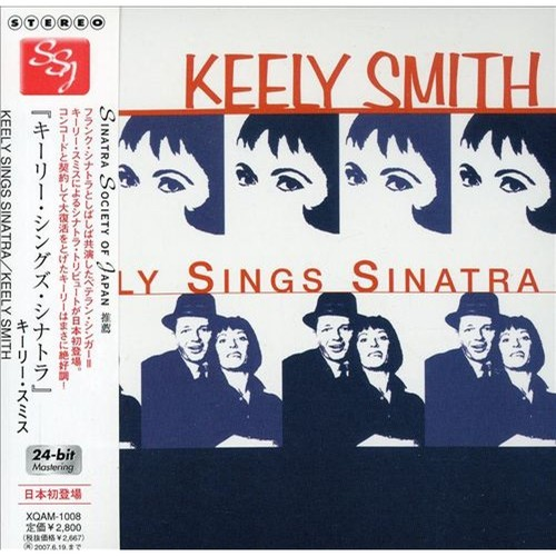 Keely Sings Sinatra [CD]