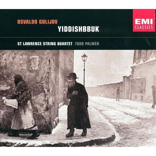 Golijov: yiddishbbuk CD (2002)