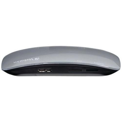 The Great Verbatim Universal Card Reader, 97706, USB 3.0 - 97706