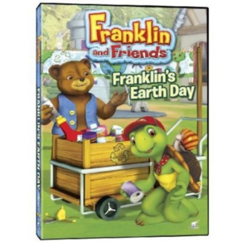 Franklin and Friends-Franklin's Earth Day