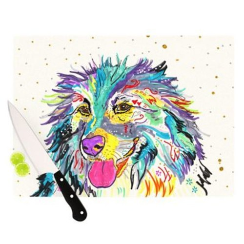 KESS InHouse Daily Cutting Board; 11.5'' H x 8.25'' W
