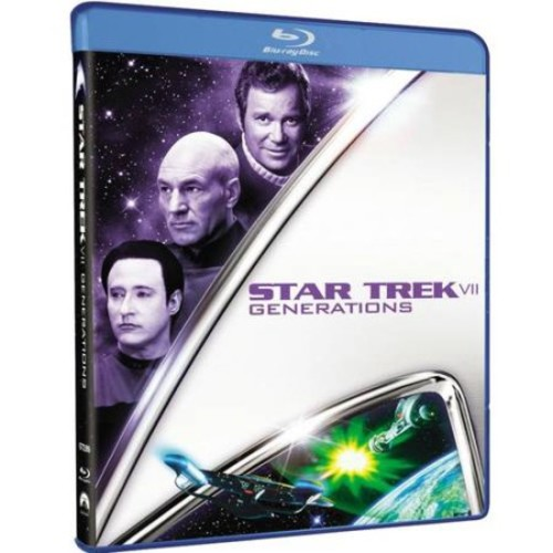 Star Trek 7 Generations (Blu-ray)