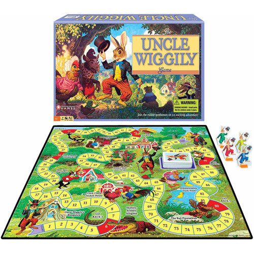 Winning Moves Uncle Wiggily Game [Multicolor, None]