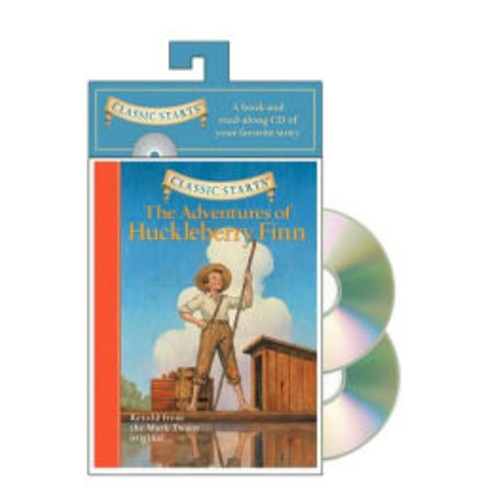 Classic Starts Audio: The Adventures of Huckleberry Finn