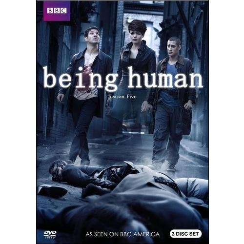 Being Human: Season Five [2 Discs] [DVD]